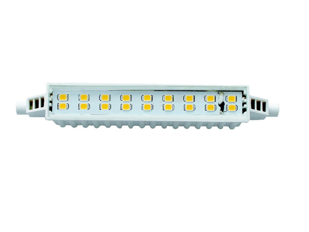 LAMPARA LINEAL LED R7S 118mm 6W 3000K
