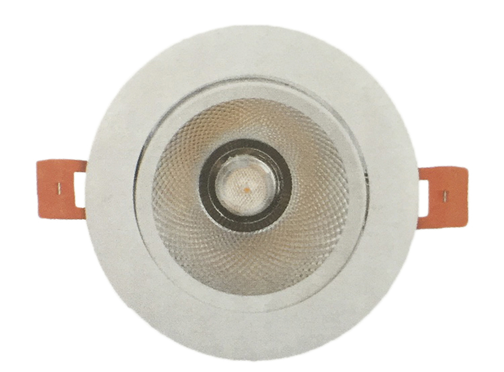ARO EMPOTRABLE DE LED INTEGRADO 15W 3000K BLANCO